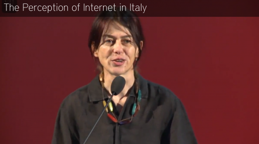 The Perceptions of Internet in Italy