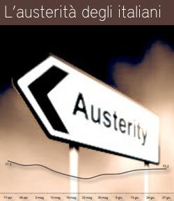 L'austerità diffusa degli italiani