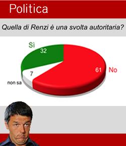 Renzi, il Premier buono