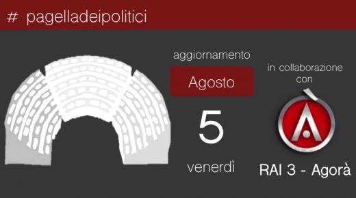 In partenza per le vacanze, cresce la fiducia in Renzi e Grillo