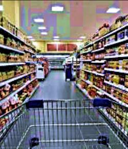 Supermercati piacciono di più degli iper